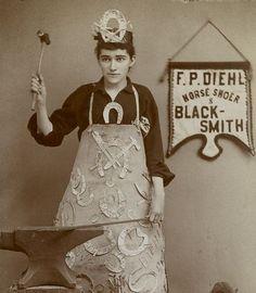 femaleblacksmith